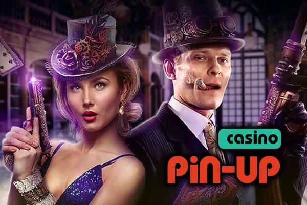 Официальный сайт Pin Up казино и слот-автоматов