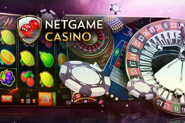 Официальный сайт игровых автоматов NetGame казино